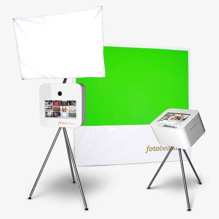 Jak Fotobedna funguje - focení